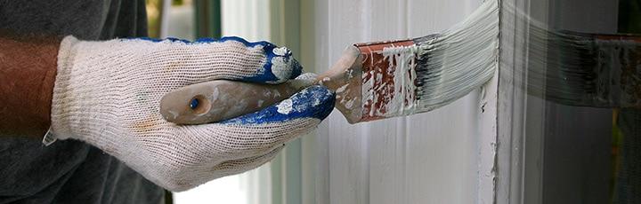 Buitenschilderwerken ramen schilderen